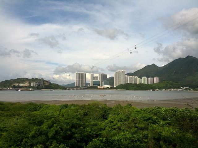 MrTrailingSpouse: Trail 5: Tung Chung - Sha Lo Wan